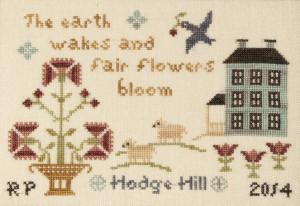 Springtime on Hodge Hill